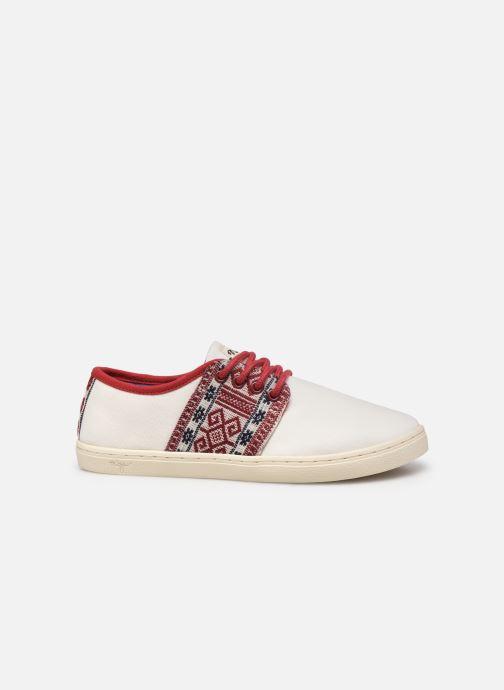 Sneaker N'go Phu Quoc W weiß ansicht von hinten