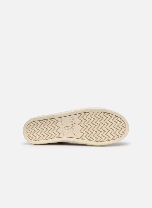 Sneaker N'go Phu Quoc W weiß ansicht von oben