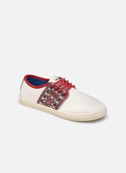 Sneakers N'go Phu Quoc W Hvid detaljeret billede af skoene