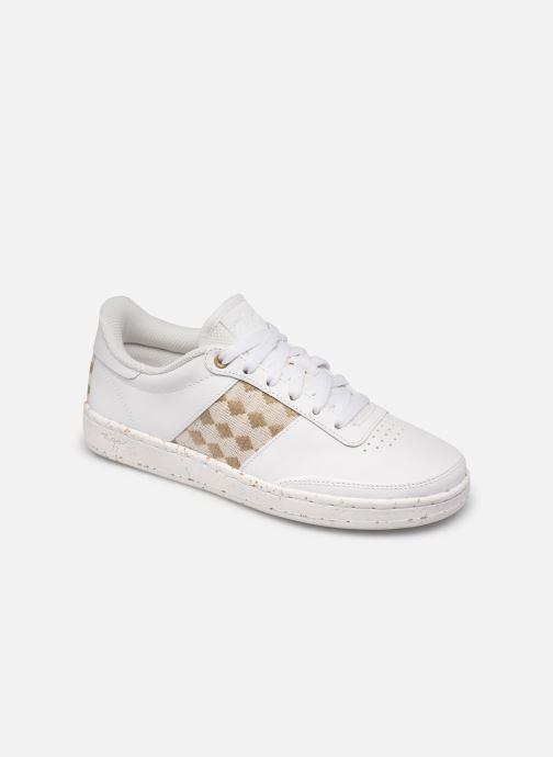 Sneakers N'go Quang Ba W Beige detaljeret billede af skoene