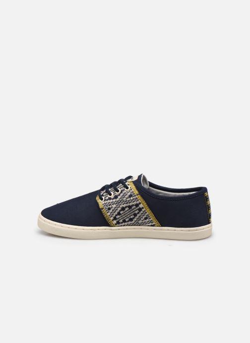 Sneaker N'go Da Nang M blau ansicht von vorne