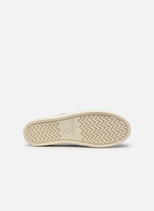 Sneakers N'go Da Nang M Azzurro immagine dall'alto