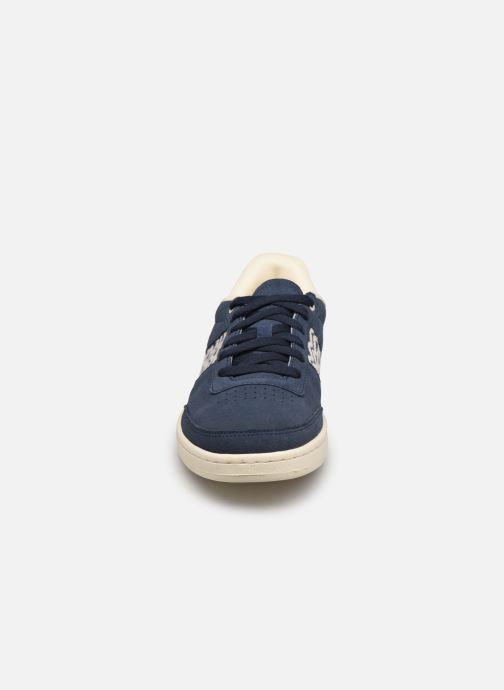 Baskets N'go Ha Long M Bleu vue portées chaussures