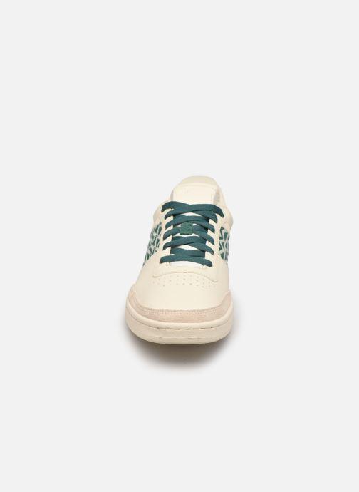 Baskets N'go Sa Pa M Vert vue portées chaussures