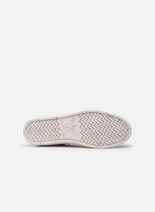 Sneaker N'go Quang Ba M beige ansicht von oben