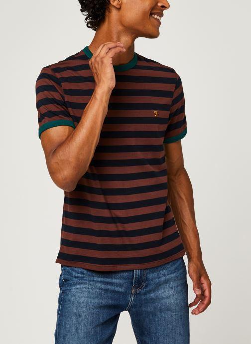 Vêtements Accessoires Belgrove Stripe Ss Tee