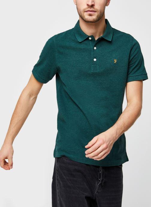 Vêtements Accessoires Blanes Ss Polo