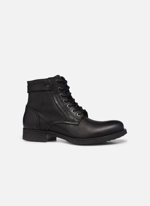 Bottines et boots Jack & Jones Jfw Angus Leather Gris vue derrière