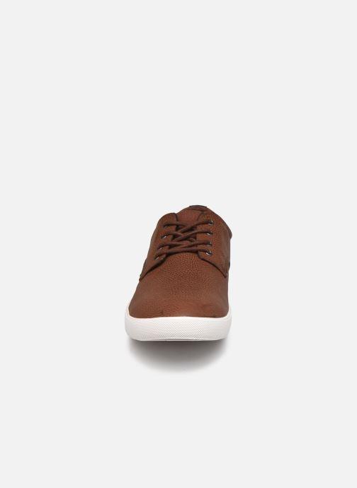 Sneakers Jack & Jones Jfw Nimbus Pu Mix Marrone modello indossato