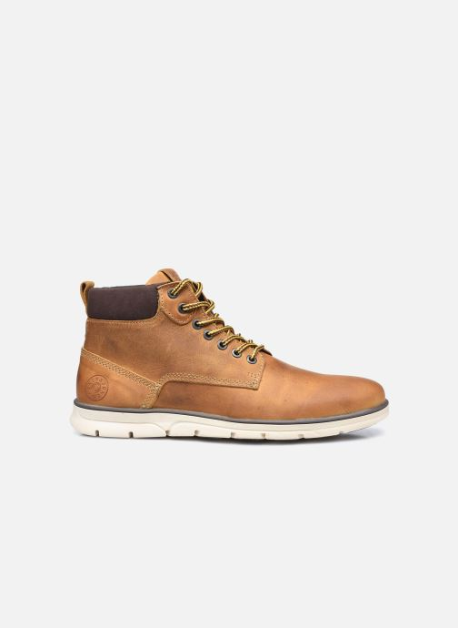 Bottines et boots Jack & Jones Jfw Tubar Leather Marron vue derrière