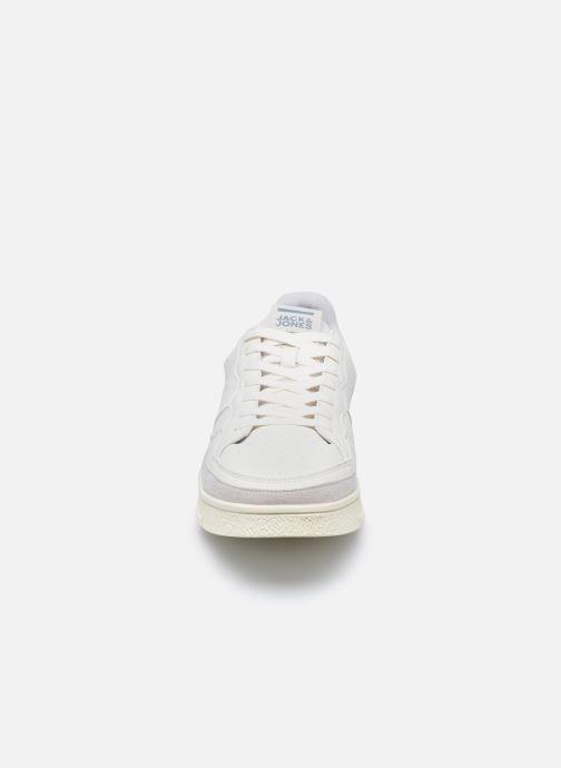 Sneakers Jack & Jones Jfw Caras Combo Bianco modello indossato