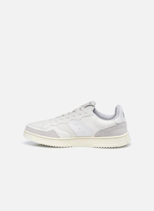 Sneakers Jack & Jones Jfw Caras Combo Bianco immagine frontale