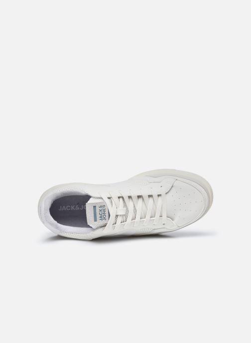Sneakers Jack & Jones Jfw Caras Combo Bianco immagine sinistra