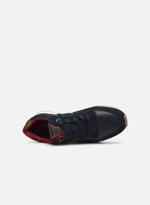 Sneakers Jack & Jones Jfw Stellar Casual Azzurro immagine sinistra