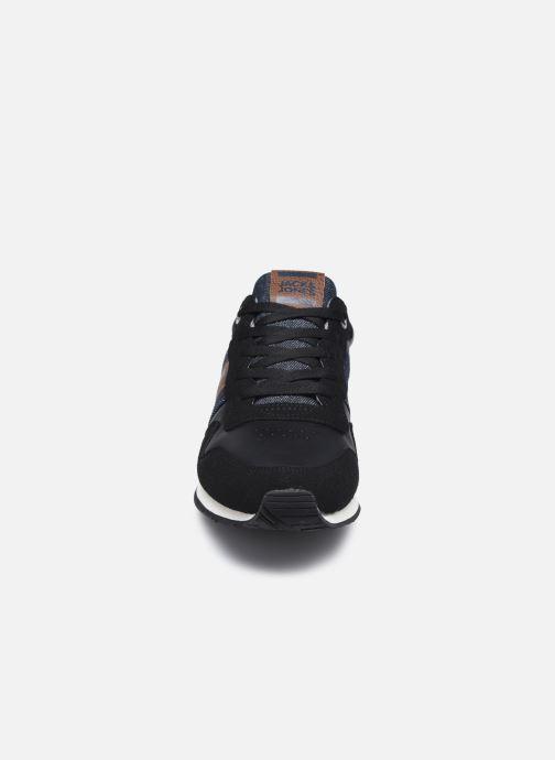 Sneakers Jack & Jones Jfw Stellar Casual Azzurro modello indossato