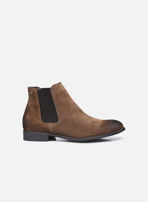 Botines  Jack & Jones Jfw Peter Waxed Suede Marrón vistra trasera