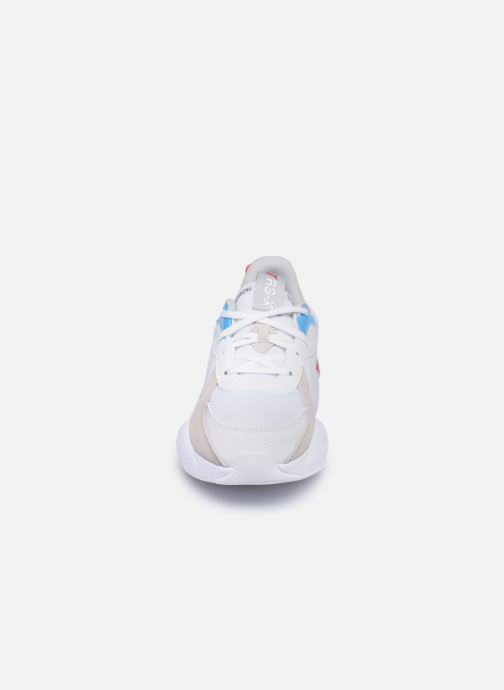 Sneakers Puma Rs-X Monday White Bianco modello indossato