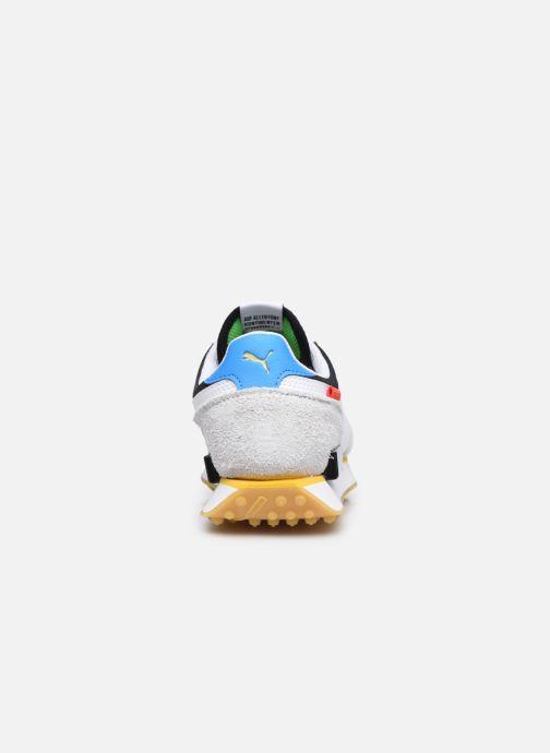 Sneakers Puma F Rider Unity Collection Bianco immagine destra