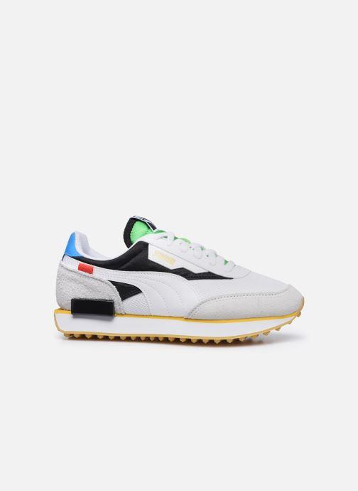 Sneakers Puma F Rider Unity Collection Bianco immagine posteriore