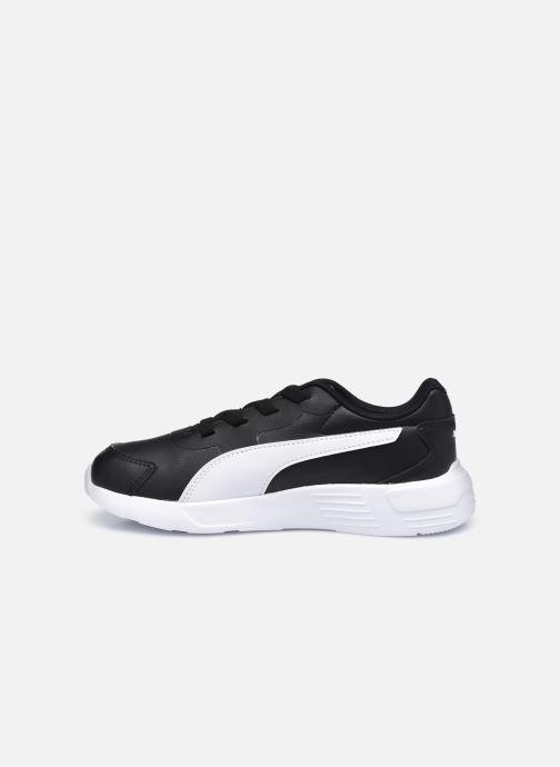 Sneakers Puma Value attack Runner SL Nero immagine frontale