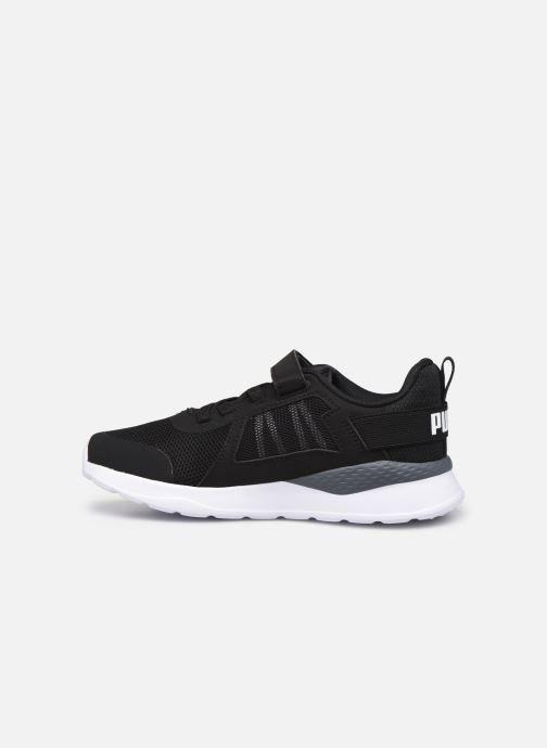 Sneaker Puma ANZARUN schwarz ansicht von vorne