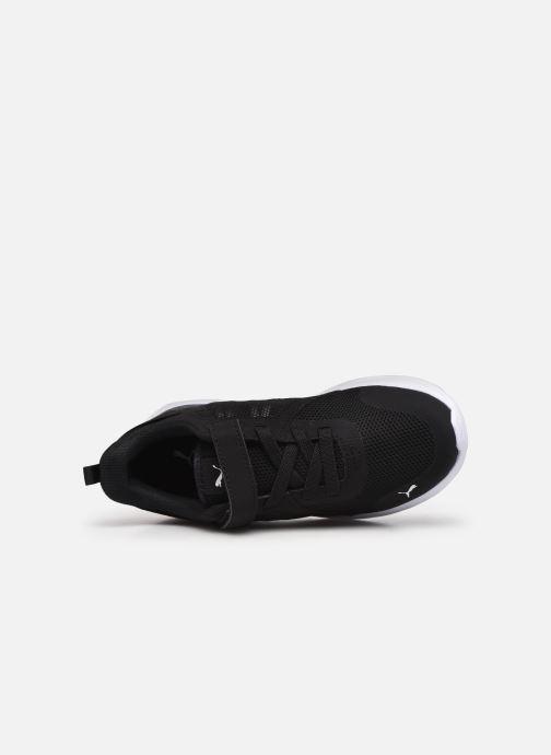 Sneaker Puma ANZARUN schwarz ansicht von links