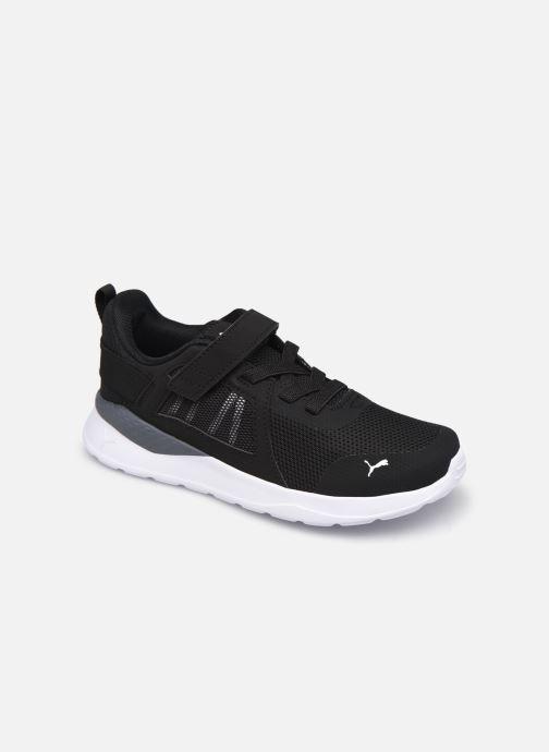 Sneaker Puma ANZARUN schwarz detaillierte ansicht/modell