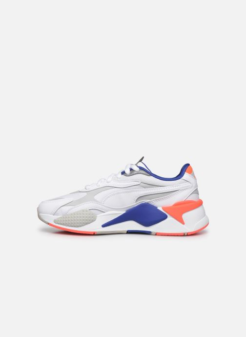 Sneakers Puma Rs-X3 Ripstop Jr Wit voorkant