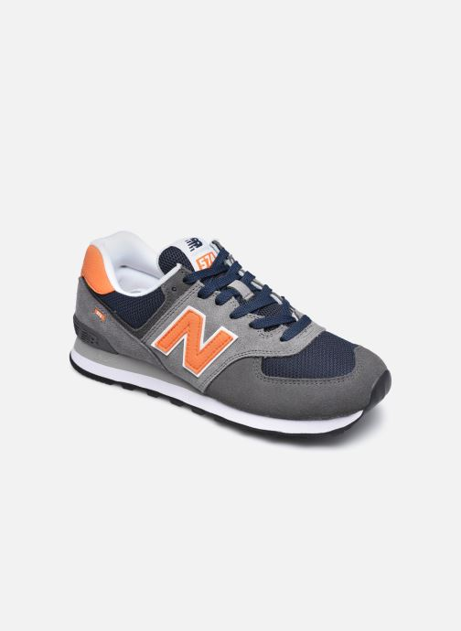 Sneaker New Balance ML574EAF grau detaillierte ansicht/modell