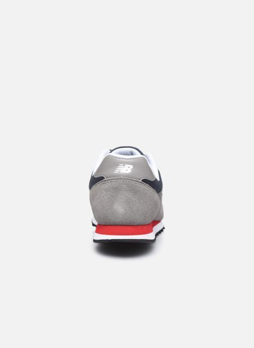 Sneakers New Balance ML393 Grigio immagine destra
