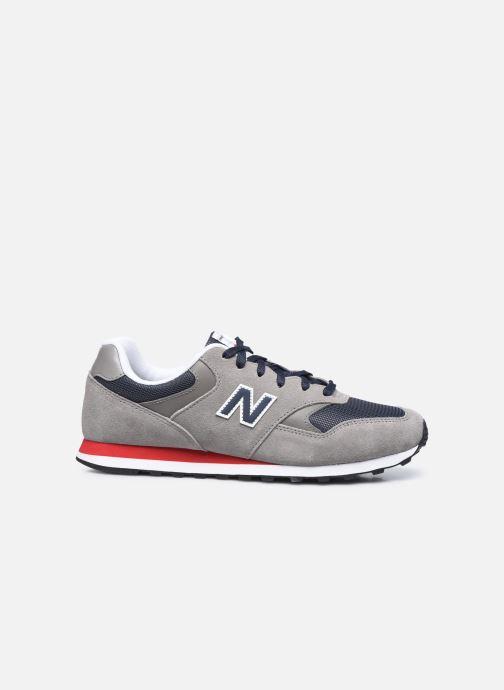 Sneakers New Balance ML393 Grigio immagine posteriore