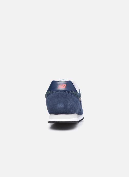 Sneaker New Balance ML393 blau ansicht von rechts
