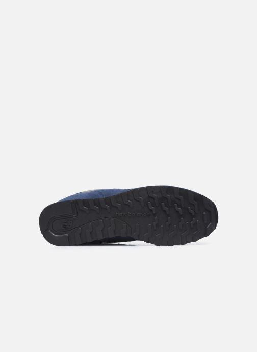 Sneaker New Balance ML393 blau ansicht von oben