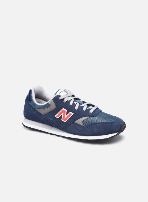 Sneaker New Balance ML393 blau detaillierte ansicht/modell