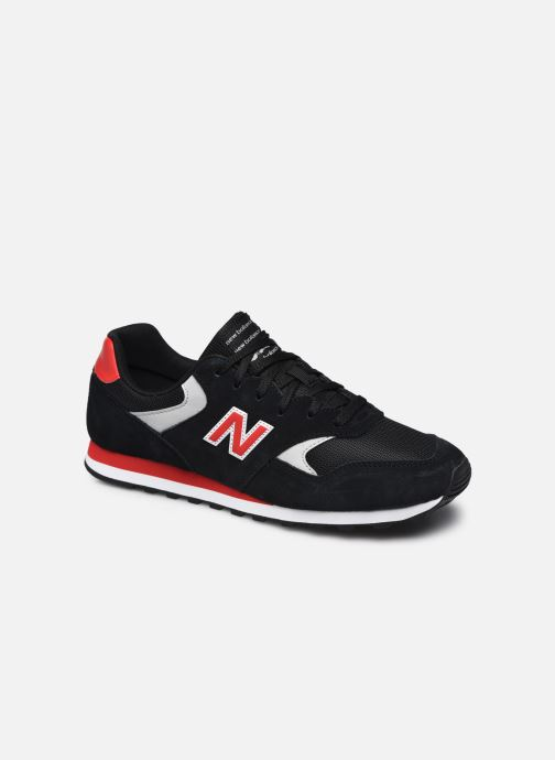 Sneaker New Balance ML393 schwarz detaillierte ansicht/modell