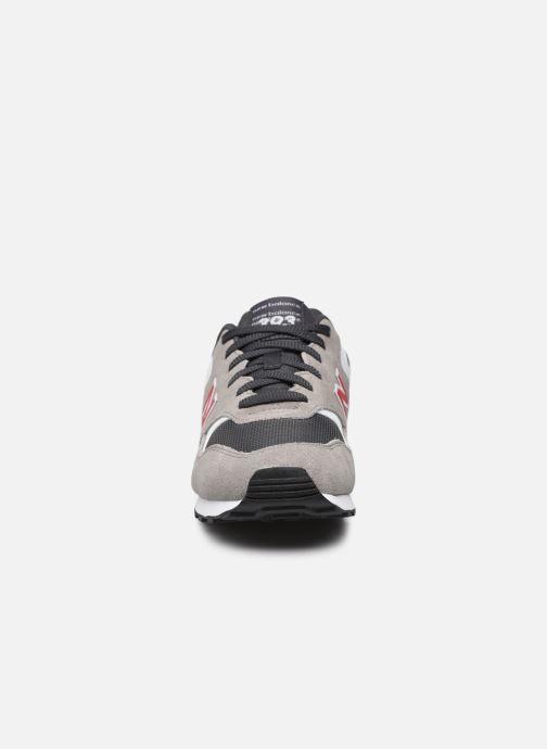 Sneaker New Balance ML393 grau schuhe getragen