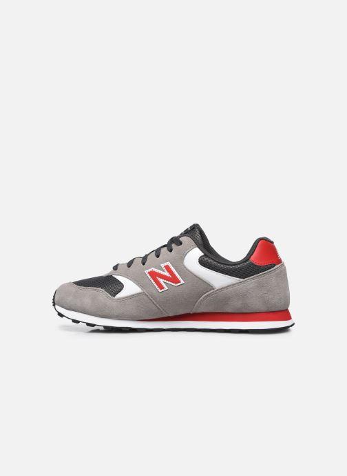 Sneaker New Balance ML393 grau ansicht von vorne