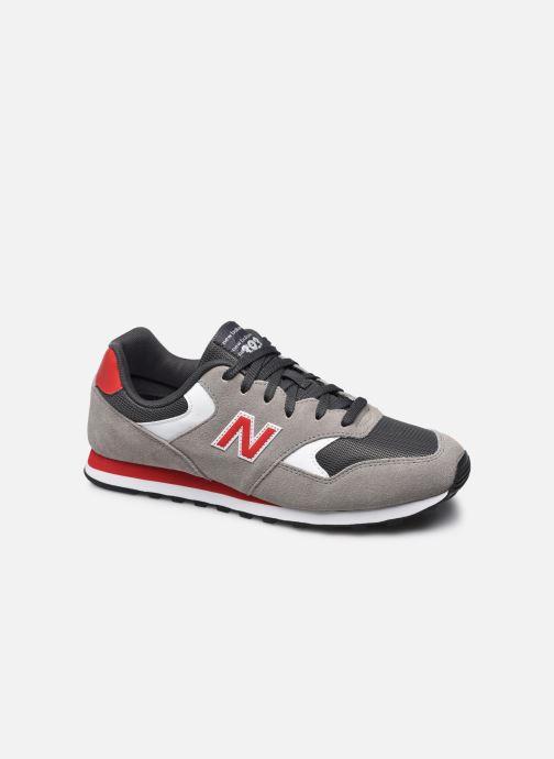 Sneaker New Balance ML393 grau detaillierte ansicht/modell