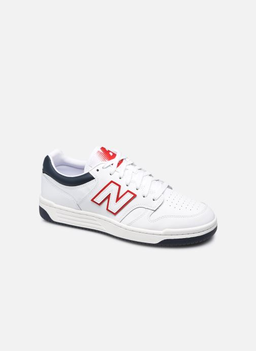 Sneakers New Balance BB480 Wit detail
