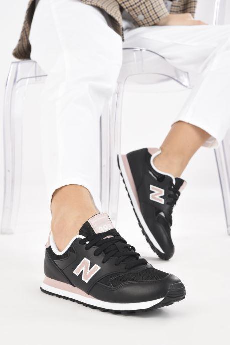 Sneakers New Balance WL393 W Nero immagine dal basso