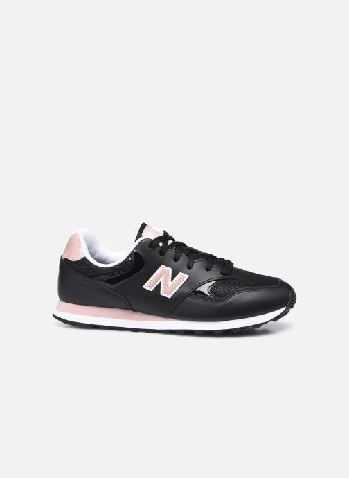 Sneaker New Balance WL393 W schwarz ansicht von hinten
