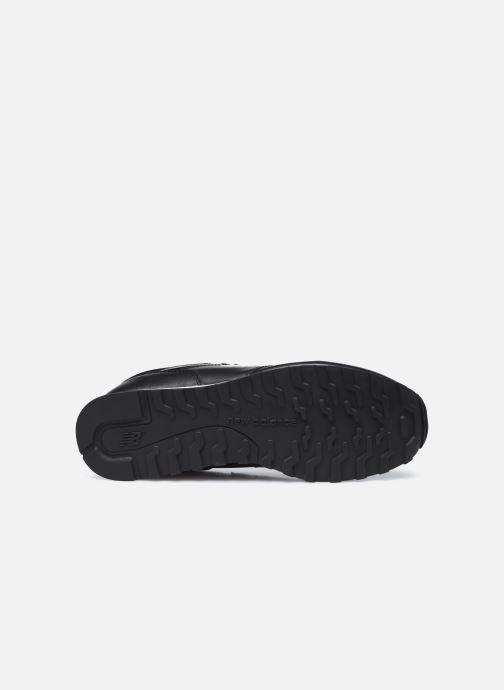 Sneakers New Balance WL393 W Nero immagine dall'alto