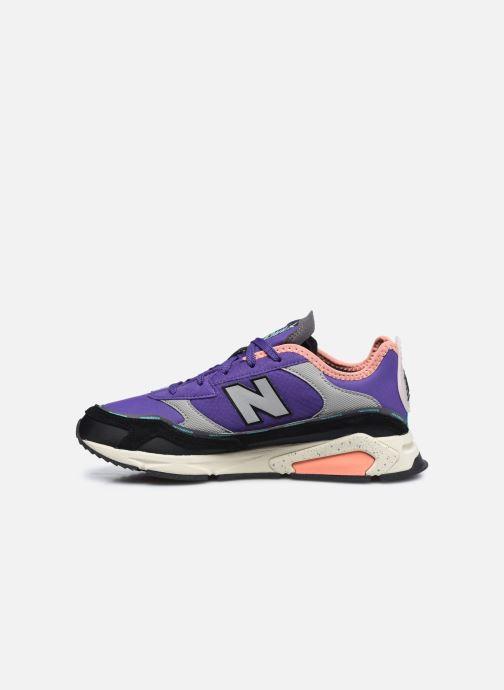 Sneakers New Balance WSXRC W Paars voorkant