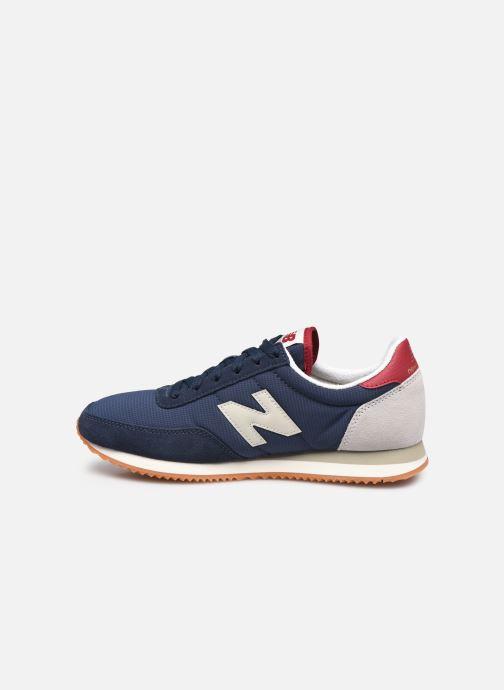 Sneaker New Balance WL720 W blau ansicht von vorne
