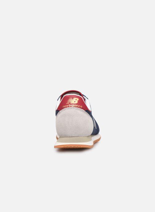 Sneaker New Balance WL720 W blau ansicht von rechts