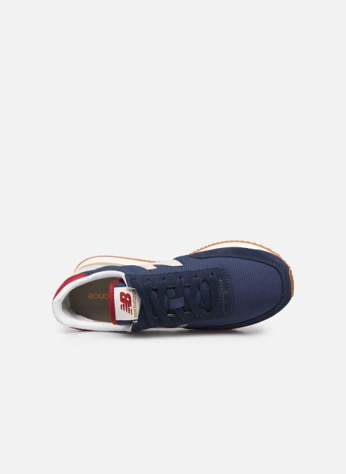 Sneaker New Balance WL720 W blau ansicht von links