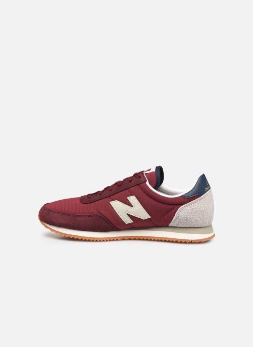 Sneaker New Balance WL720 W rot ansicht von vorne