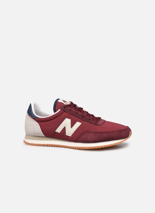 Sneaker New Balance WL720 W rot ansicht von hinten