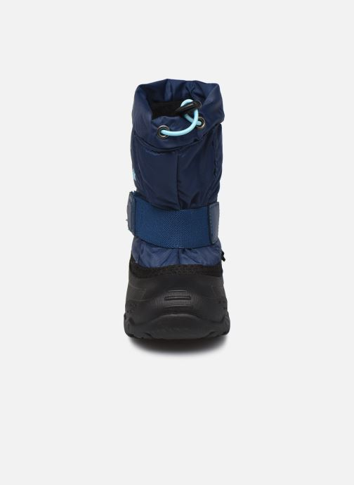 Zapatillas de deporte Kamik Tickle Eu Azul vista del modelo