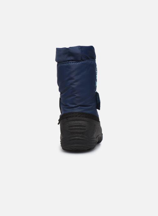 Zapatillas de deporte Kamik Tickle Eu Azul vista lateral derecha